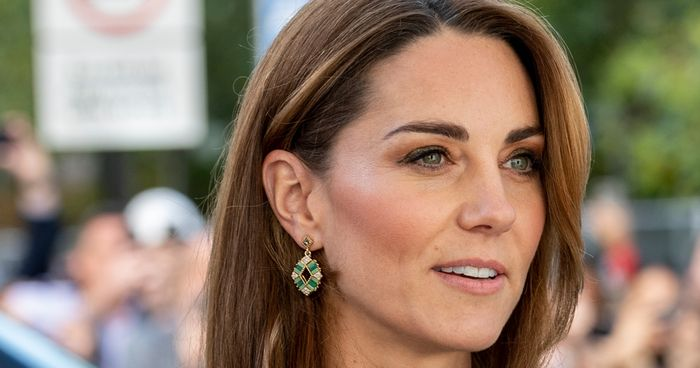 Kate Middleton Just Wore the Coolest Green Dress