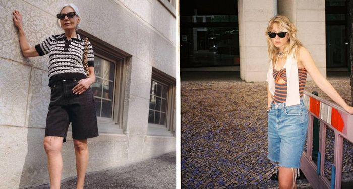 15 Best Long Jean Shorts and How to Wear Them for Summer